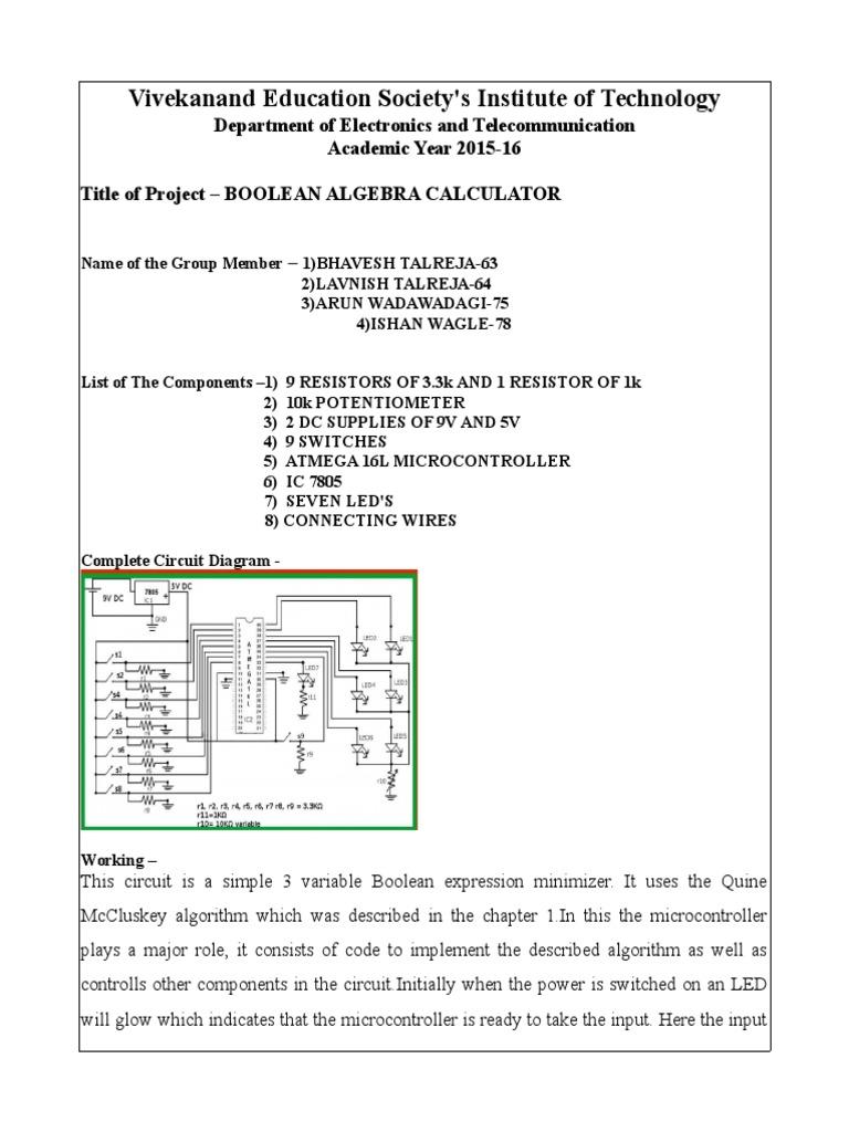 Arun Led Potentiometer Wiring Diagram
