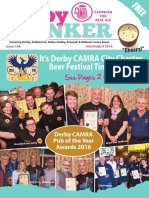 CAMRA Derby Drinker JULY AUGUST 2016