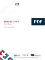Mobility Tool User Guide Version 2