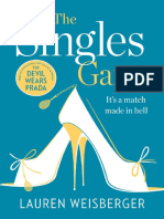 The Singles Game, by Lauren Weisberger - extract