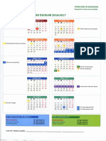 Calendario Escolar Córdoba 2016-2017 - Notilogía