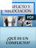 Conflicto y Negociación (1)