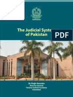 The Judicial System of Pakistan