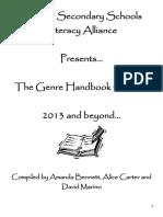 Genre Handbook Whyalla