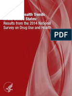 Results from the 2014 National Survey on Drug Use and Health