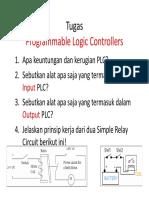 Mekatronika Minggu 15 c PLC