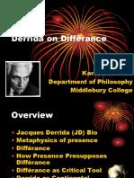 12 - Derrida on Differance