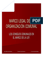 MarcoLegalOrganizacionComunal