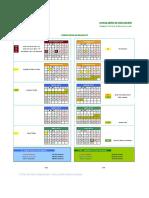 Calendario Escolar Jaén 2016-2017 - Notilogía