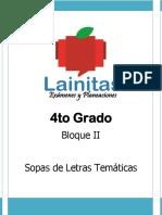 4to Grado - Bloque 2 - Sopa de Letras.pdf
