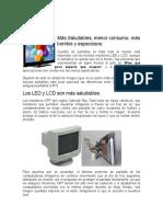 LED y LCD vs CRT.docx