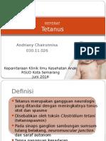 REFERAT Tetanus