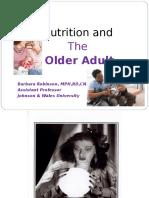 Older Adult PPt Winter 2013
