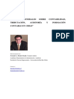 Conta Fiscal Chile