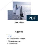 1. SAP HANA Overview & History