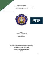 Adaptive Delta Demodulator