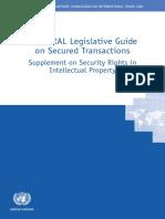 (10-57126 eBook Suppl SR IP) Secured Transactions