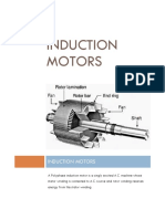 Induction Motors by Pandu