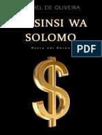 Chichewa - Zinsinsi Wa Solomo