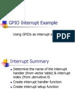 PP6a.gpio Interrupts