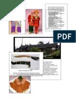 Folklore Bukan Lisan Suku Padang