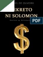 Cebuano - Sekreto Ni Salomon
