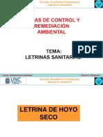 5. Letrina de Hoyo Seco