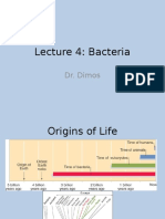 Lecture 4 Bacteria (1)