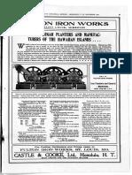 Fulton Iron Works (November 1901)