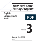Newyork Language Arts Grade3 Book2