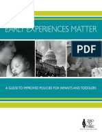 Zero to Three - Guide to improved policies for Infants and Toddlers.pdf