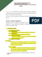 Indice Proyecto