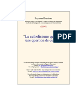 Le catholicisme québécois - une question de culture.pdf