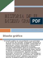 Historia de el Diseño Grafico por Jaime