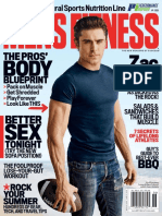 Men_s Fitness USA - June 2016