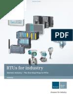 Siemens RTU Units