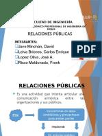 Relaciones Publicas Diapositivas
