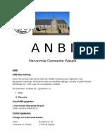 ANBI Regeling 2016 3