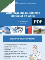Organización Del Sistema de Salud en Chilehile
