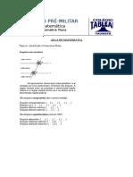Aula de Matematica - Geometria Plana - 15 Fev 2016 - Turmas EsSA Barro Branco e EsPCEx - Prof Neto - Curso Tableau