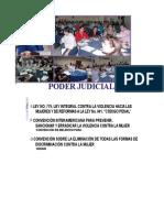 Ley.779 , Convencion Belen Do Para y Cedaw