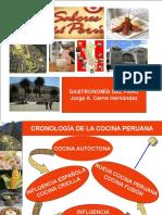Historia Gastronomía Peruana Jach