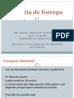 3. FORCEPS