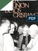 Bea, Agustin - La Union de Los Cristianos
