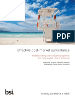 WP Post Market Surveillance