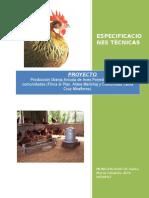 Producción Granja Avícola de Aves Ponedoras en Tres comunidades.doc