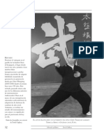Traditional Training Methods in Chen Village Taijiquan