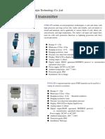 UTG+ultrasonic+level+transmitter