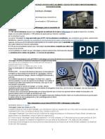 Informe completo sobre Volkswagen(Auto)