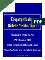 Clase 2 Etiopatogenia Dm1 - Mariano Taverna - Salta 2012 [Modo de Compatibilidad]